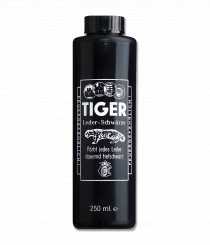 Tiger Læder Sortner 250 ml
